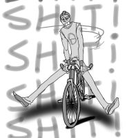 EXTREME BIKING by Duncan-townie