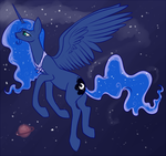 Cosmos by lulubellct