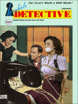 Keyhole Detective 2 by Artiste1955