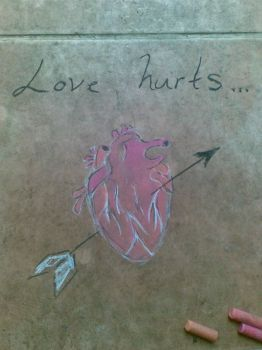Love Hurts by JustaBambi
