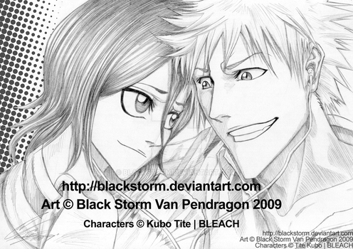 IchiRuki: Melodious Connection by blackstorm