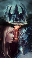 World of Warcraft: Lament of The Lich King by Dragons-Roar