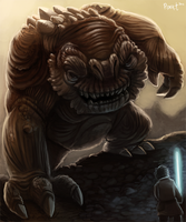1.7 - Rancor (2hr + 15 minutes) by Cryptid-Creations