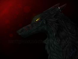 Evil Samael by liukwolf