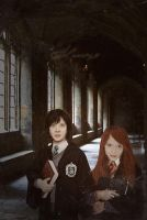 Always ll First Year ll Lily/Severus by xredhairwonderx