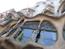 Gaudi by CrazyHobbitGirl