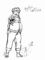 Chubby Naruto Male WG by NT-FA