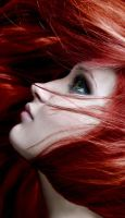 my imaginary Redhead 0 by andaRCHT