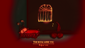 This room misses you3 by BetoGDL1