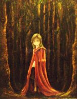 Red Ridding Hood by CeciliaSal