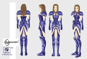 VC Animation Mystere Sheet by GraphicAnime