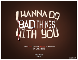 BAD THINGS by Empath12