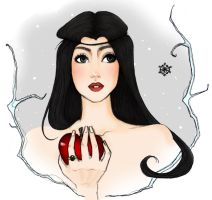 Snow White by sofirezende