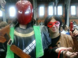 Red Loki And Jason Todd by TommEdge4Life