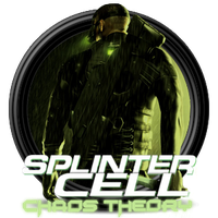 Splinter Cell Chaos Theory by madrapper