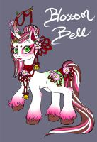 Character Adopt - Blossom Bell by volvomdesigns