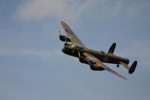 Last flying Lanc in Canada by 914four