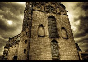 Romanesque Church 2 by sylaan