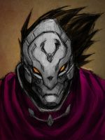 Strife - Darksiders by Dastan-prince