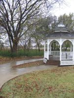 Gazebo in the Rain 2 by Ryu-noShikyo