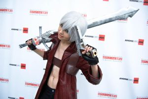 Dante on the AX red carpet by spritepirate