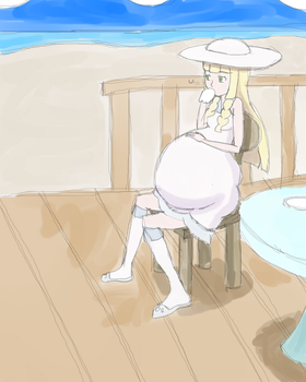 Lillie full by DLeagueman