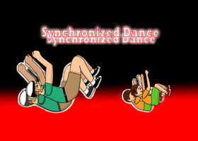 Synchronized Dance by Karin-Maaka-San