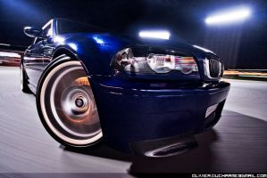 BMW M3: they see me rollin' by TiOLSTYLE