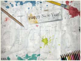 Happy New Year by Mr-Joelson
