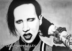 Marylin Manson 2. by Worldies