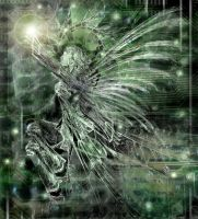 Circuitry Angel by rockgem