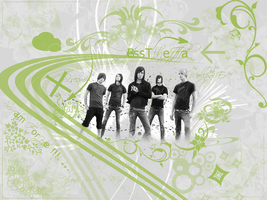 Blessthefall wallpaper by dragZdesign