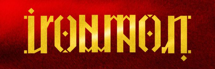 Ironman Ambigram by JRmacatiag