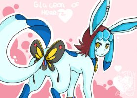 glaceon of hearts by mr-tiaa