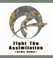 FTA Army Camo Orange by FightTheAssimilation