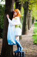 Tree Hugger! by UxiCosplay