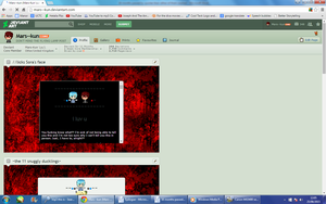That Moment When Half Of Your Page Doesn't Load by Mars--kun