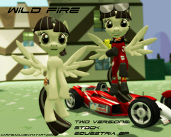 MLP: Gmod Wild Fire release by MarineACU