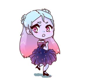 Dema chibi by shiroikira