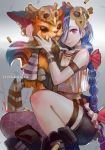 JINX and GNAR by CanKing