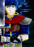 Ike: In his sadness by caringcarrot