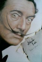 Salvador Dali by Dee-java