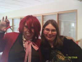 Grell Gender and me by reretiger