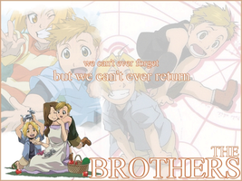 The Brothers by avroillusion