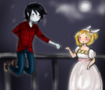 Dance with Me by GlorieMarie