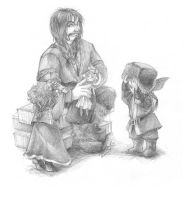 The Hobbit art 005 by AnkaD