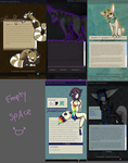 A Few Journal-Skins - V2 by Herzlose