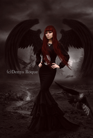 Gotica Elemental II by DenysRoqueDesign