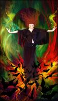 Revenge of the Fire Witch by cemac