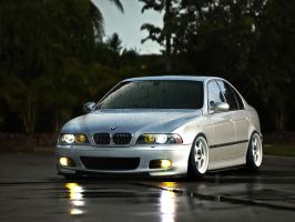 BMW E39 by BitFabio